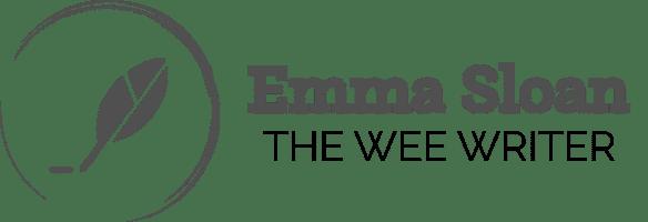 Emma Sloan - The Wee Writer